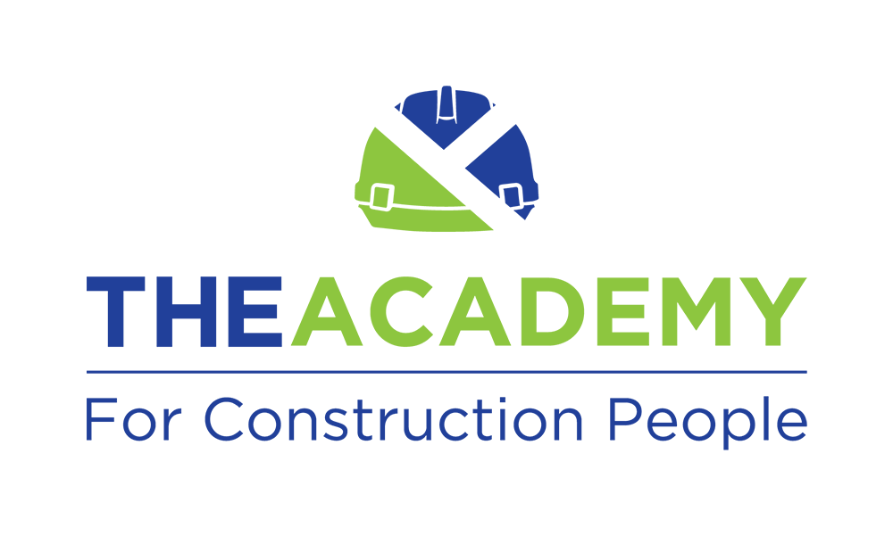 The academy for construction people logo